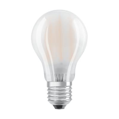 Lampadina LED filamento, E27, Goccia, Opaco, Luce calda, 11W=1521LM (equiv 100 W), 360° , OSRAM