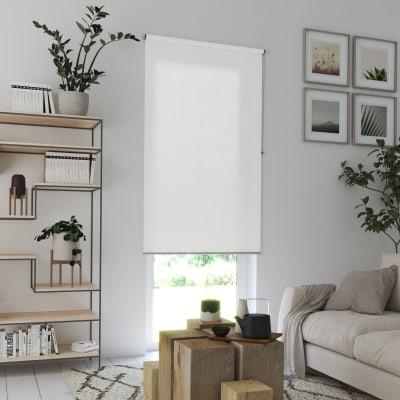 Tenda a rullo INSPIRE Madrid bianco 150x250 cm