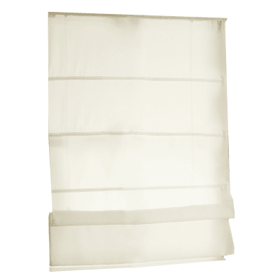 Tenda a pacchetto Maisy bianco 100x150 cm