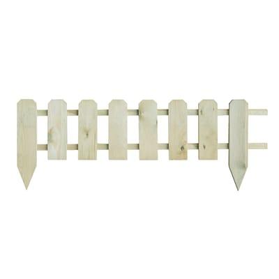 Bordo in legno L 120 x H 45 cm Sp 3.6 cm