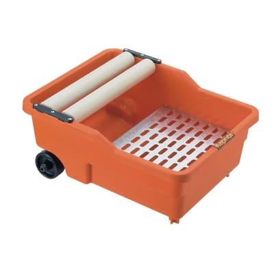 Bacinella in polipropilene 10 L arancione