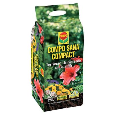 Terriccio COMPO Sana Compact 25 L