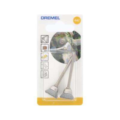 Spazzola DREMEL Ø 0.13 cm, 2 pezzi