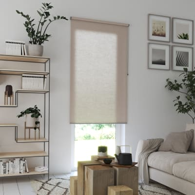 Tenda a rullo INSPIRE Madrid beige 200x250 cm
