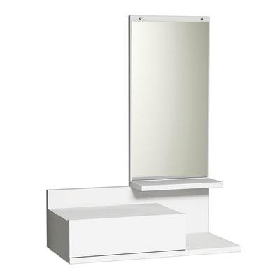 Mobile ingresso Mode L 60 x P 29.8 x H 80 cm bianco
