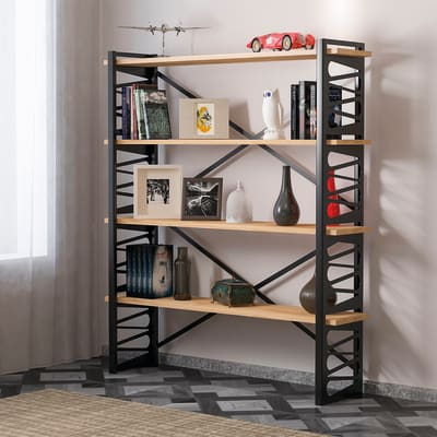 Libreria Loop L 120 x P 35 x H 148.5 cm
