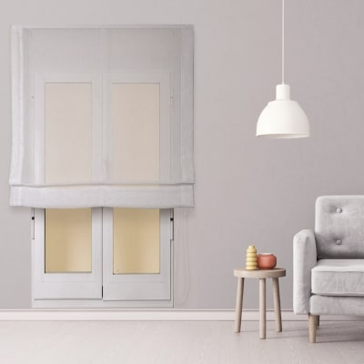 Tenda a pacchetto INSPIRE Flamen bianco 60x250 cm