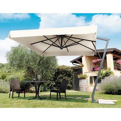 Ombrellone NAPOLI BRACCIO L 3 x P 75 m color ecru