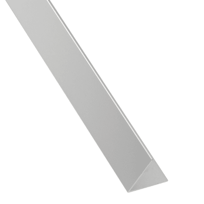 Profilo angolo STANDERS in alluminio 2.6 m x 1.1 cm