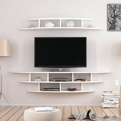 Mobile per TV L 176 x H 35 x P 35 cm