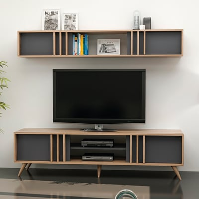 Mobile per TV L 180 x H 30 x P 35 cm