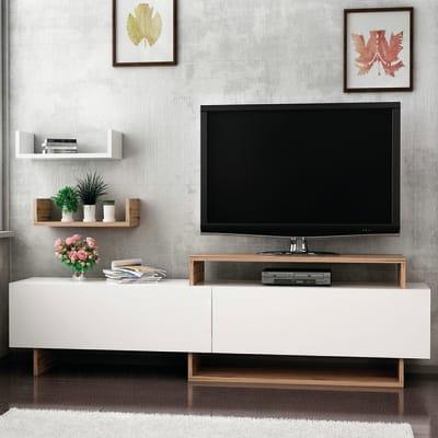 Mobile per TV L 180 x H 48 x P 30 cm