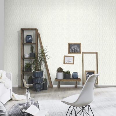 Carta da parati 3d bianco e oro prezzi e offerte online for Parati 3d prezzi