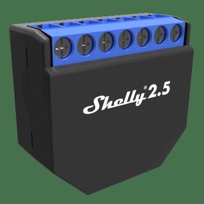 Ricevitore Interruttore Shelly 2.5