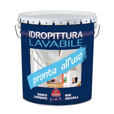 Pittura murale BOERO 14 L bianco