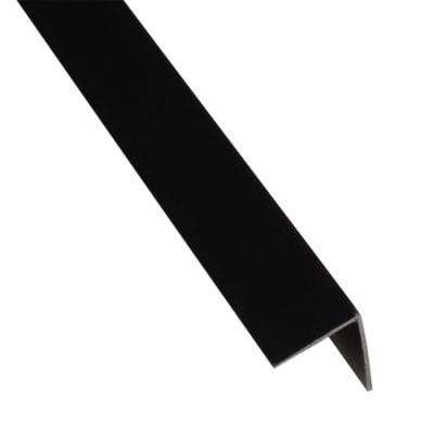 Profilo angolo STANDERS in pvc 2.6 m x 1.1 cm nero