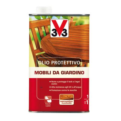 Olio V33 Mobili da giardino per esterno 1 L