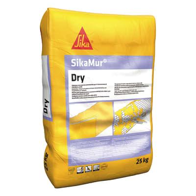 Intonaco SIKA Mur Dry deumidificante 25 kg