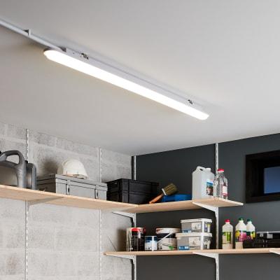 Reglette Stagna Volga LED integrato 144 cm 28W 6400LM IP65 Inspire
