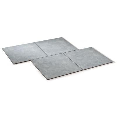 Piastrella Iuta 61 x 61 cm sp. 8 mm PEI 4/5 grigio