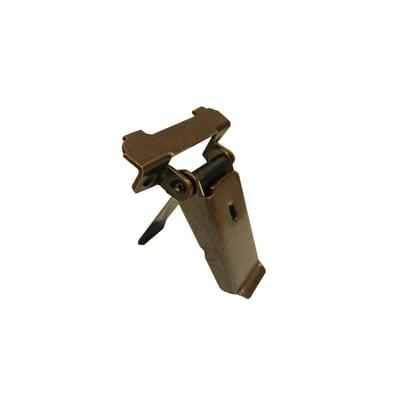 Blocco per tapparella avvolgibile in ferro 90 x 65 mm