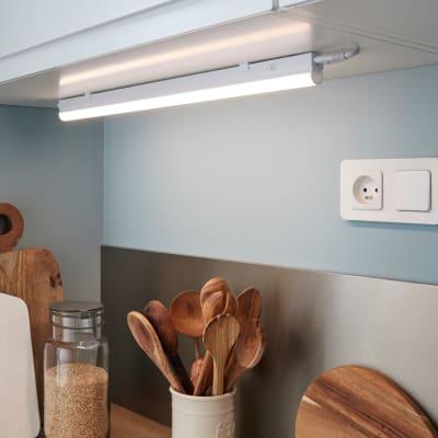 Reglette Moss LED integrato 57.9 cm 7W 900LM IP20 Inspire