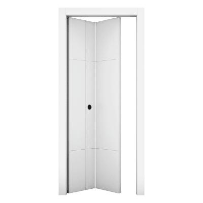 Porta pieghevole Urban bianco L 80 x H 210 cm destra