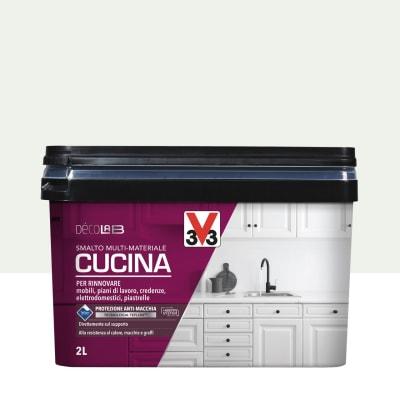 Smalto mobile cucina V33 2 l cotone