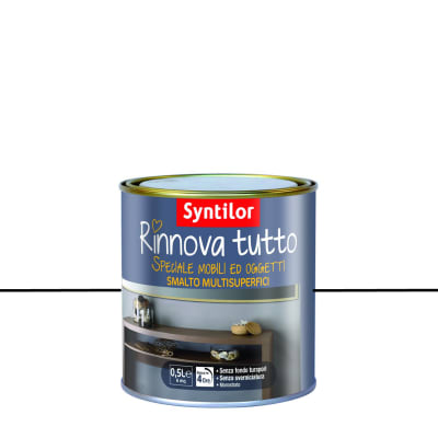 Smalto mobile cucina SYNTILOR 0.5 l bianco prezzi e offerte ...