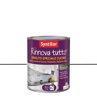 Smalto mobile cucina SYNTILOR 1 l bianco
