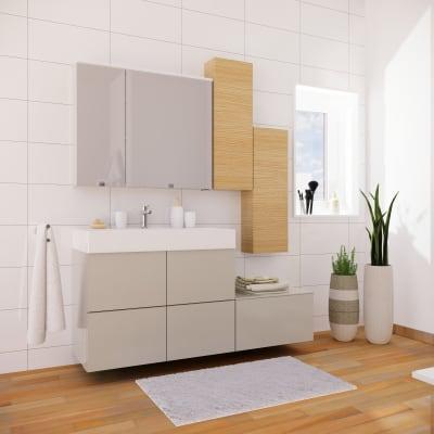 Mobile bagno Neo3 dorè L 150 cm