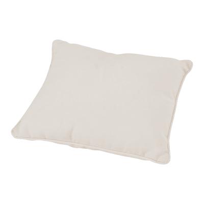 Cuscino ecrù 40x8 cm