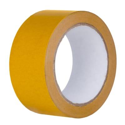 Nastro bi-adesivo 25 m x 48 mm bianco