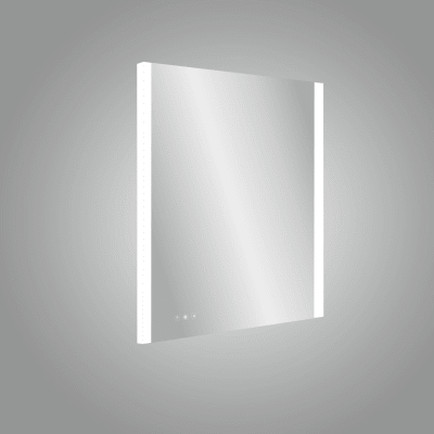 Specchio con illuminazione integrata bagno rettangolare Randen L 60 x H 70 cm SENSEA