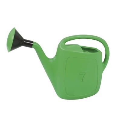Annaffiatoio Verde in plastica 7 L
