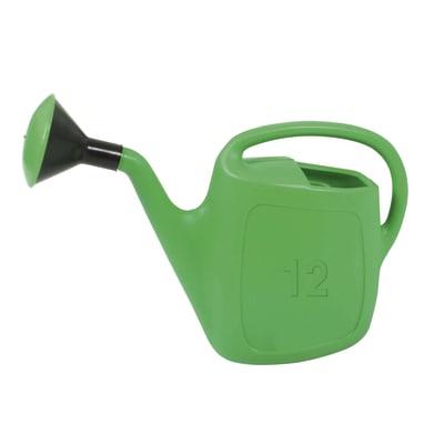 Annaffiatoio Verde in plastica 12 L