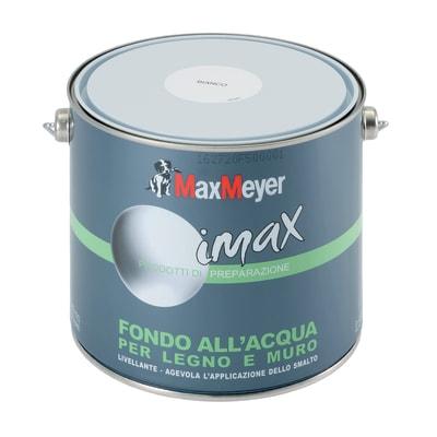 Primer MAX MEYER IMAX bianco 0.5 L