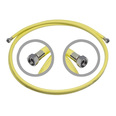 Tubo flessibile per gas x 347.4 cm