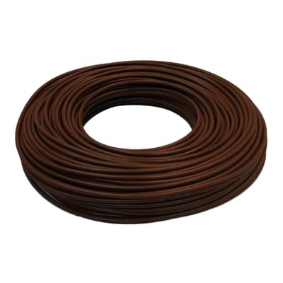 Cavo elettrico BALDASSARI CAVI Repero 300 -500 V 50 m marrone