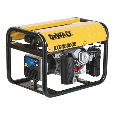 Generatore di corrente DEWALT PE612SHI010 6100 W