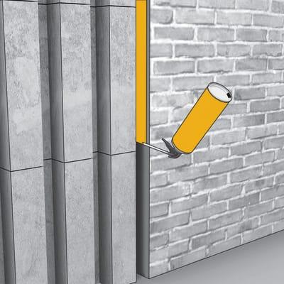 Schiuma poliuretanica SIKA Boom N40 giallo 750 ml