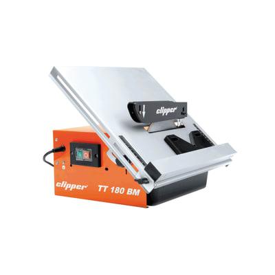 Tagliapiastrelle elettrica NORTON TT 180 BM Ø disco 180 mm, H taglio 34 mm, 550 W