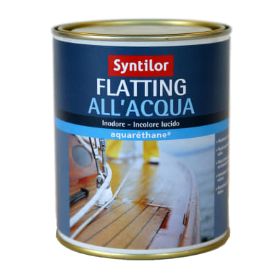 Flatting liquido SYNTILOR 0.25 L incolore lucido