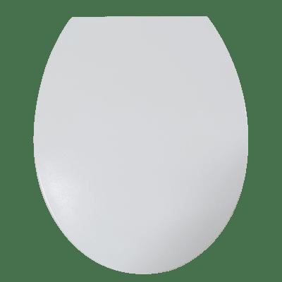 Copriwater ovale Originale per serie sanitari K04 termoindurente bianco