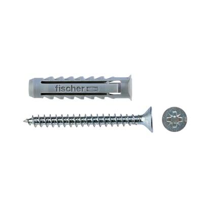 Tassello per materiale forato FISCHER SX L 40 mm x Ø 8 mm 10 pezzi