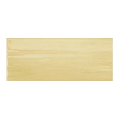 Piastrella per rivestimenti Amalfi 20 x 50 cm sp. 8 mm giallo