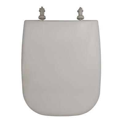 Copriwater rettangolare Originale per serie sanitari D-Code DURAVIT termoindurente bianco