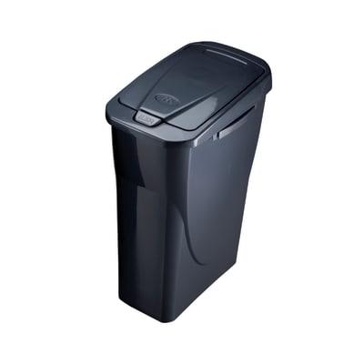 Pattumiera Ecobin manuale grigio 15 L