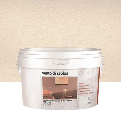 Pittura decorativa Vento di sabbia 1.5 l beige deserto effetto sabbiato