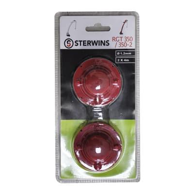 Filo STERWINS per decespugliatore L 8 m Ø 1.2 mm